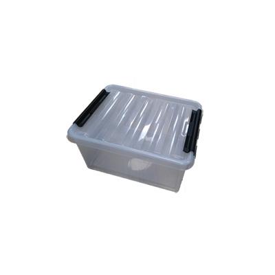 Shop Isenkram Opbevaringskurve, og plastbokse i plast.