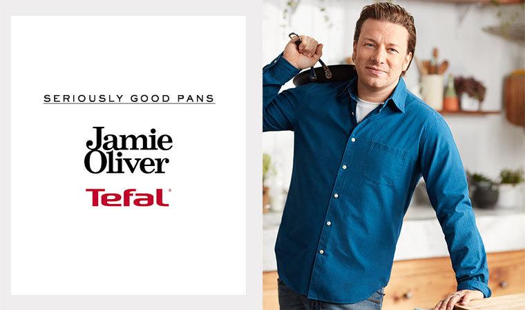 Jamie Oliver (Tefal)