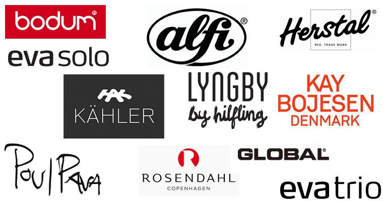 Leverandører / Brands