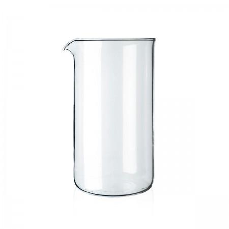 Bodum - Løst Glas Til 8 Kop Kaffebrygger - dia 9.6 cm, H 18 cm