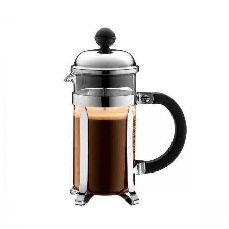 Bodum - CHAMBORD® Kaffebrygger Forkromet - 3 kop, 0.35 l