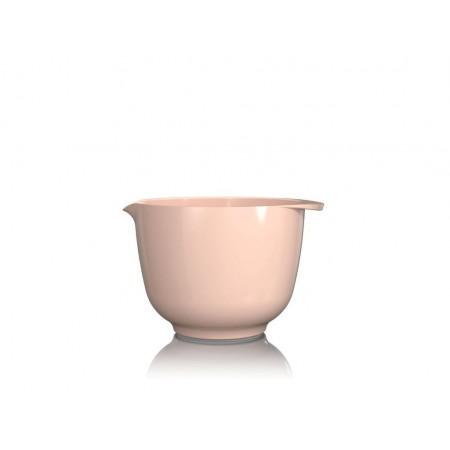 Rosti - Margrethe Røreskål 1,5 liter - Nordic blush. Superfin og populær skål fra Rosti. Margrethe-skålen er særdeles velegnet til tilberedning, men kan naturligvis også bruges til f.eks. servering. Alternativt kan låg tilkøbes og røreskålen er omdannet t