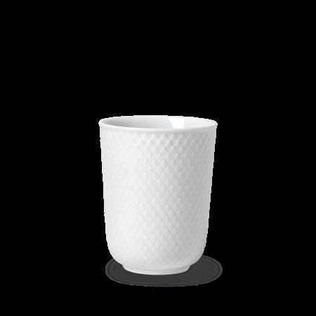 Lyngby - Rhombe Krus 33 Cl - Hvid