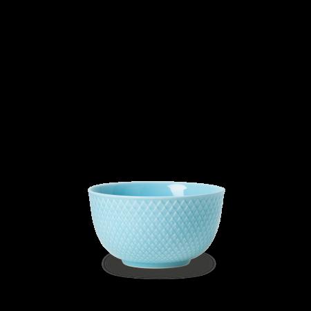 Lyngby - Rhombe Color Skål Ø11 Cm - Turkis