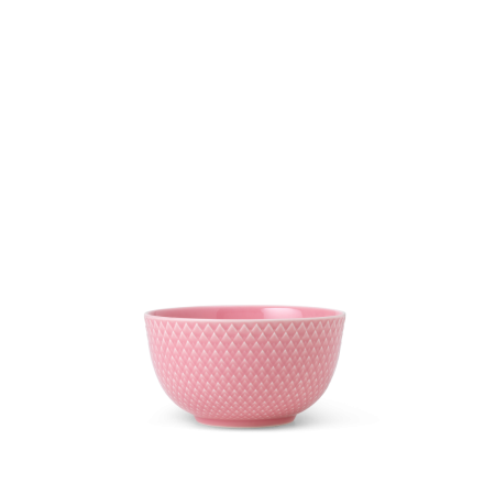 Lyngby - Rhombe Color Skål Rosa - Ø11 cm