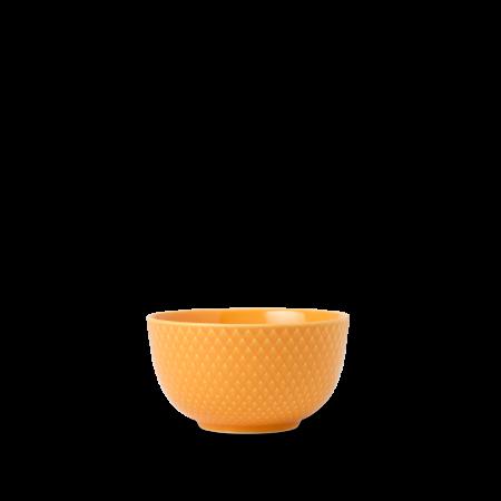 Lyngby - Rhombe Color Skål Gul - Ø11 cm