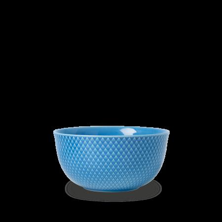 Lyngby - Rhombe Color Serveringsskål Ø17,5 Cm - Blå