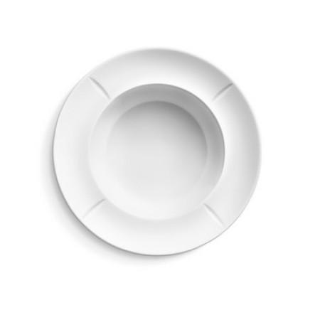 Rosendahl Grand Cru Soft Pasta / Dyb Tallerken 25 cm 4 Stk.