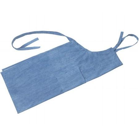 Bastian Tekstil - Forklæde Recycle - Blå Denim