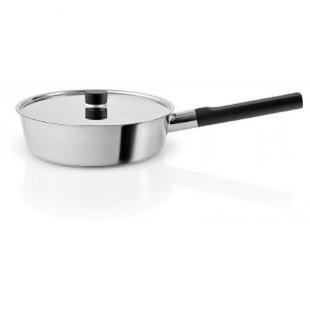 Eva Solo - Nordic Kitchen Sautépande M. Låg 24. - Rustfrit Stål