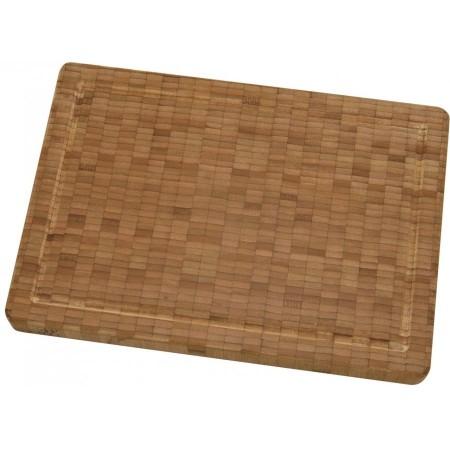 ZWILLING - Skærebræt Bambus - Medium 36 X 25,5 Cm.