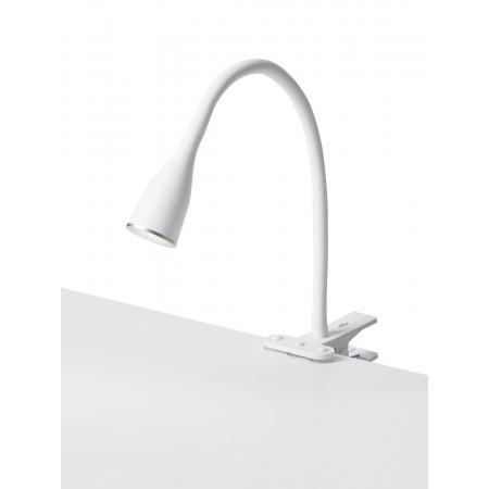 Nielsen Light - Eye Klemspot Hvid