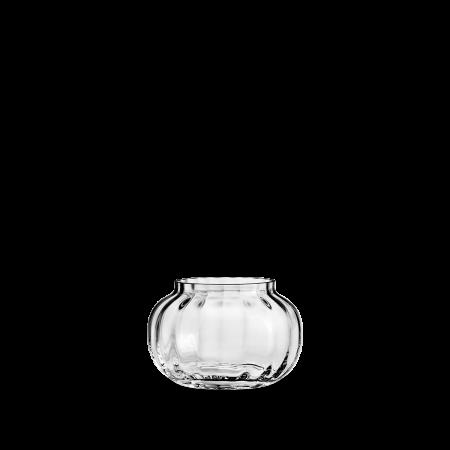 Holmegaard - Fyrfadsstage Primula - Klar Ø9,5 cm