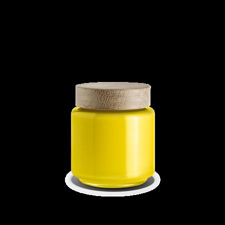 Holmegaard - Palet Lågkrukke Gul - 50 cl