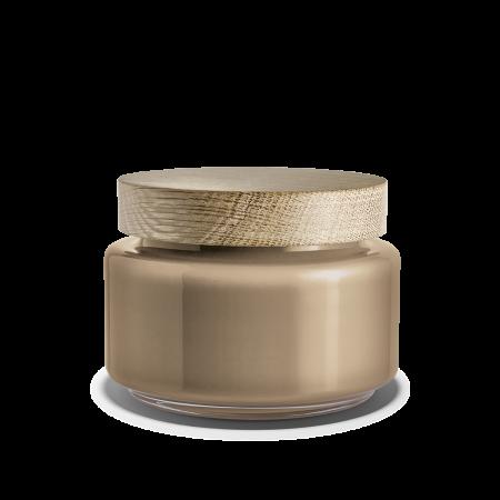 Holmegaard - Palet Lågkrukke Brun - 1,2 l