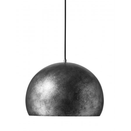 Nielsen Light - Nice Pendel Galvaniseret Look - Ø 35 Cm.