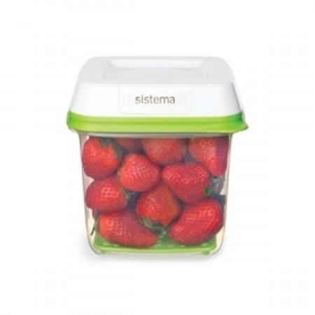 Sistema - FreshWorks bøtte 1,5 liter