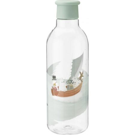 Stelton - Mumi Vandflaske 0,75 L - Støvet Grøn