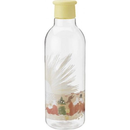Stelton - Mumi Vandflaske 0,75 L - Gul