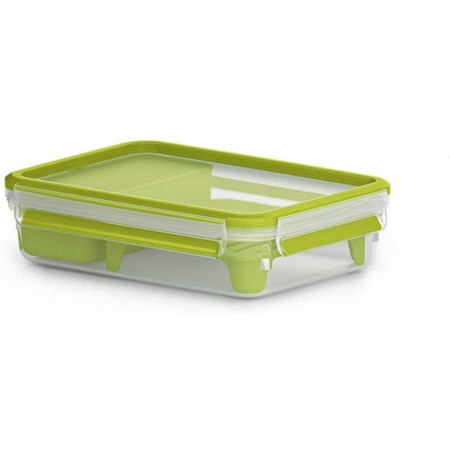 Tefal - MasterSeal TO GO Brunch Box - 1.2L