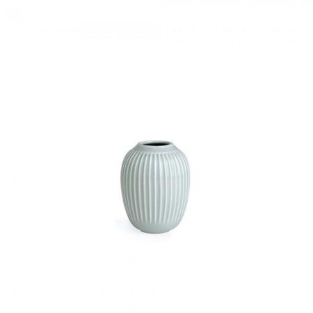 Kähler - Hammershøi Vase - Mint H10,5 Cm