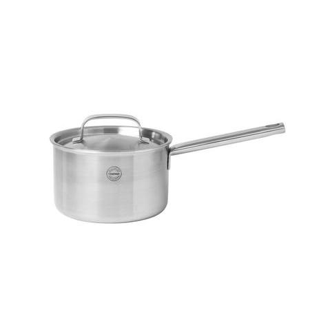 Pillivuyt Gourmet - Somme Kasserolle M. Låg Stål - 1,5 Liter