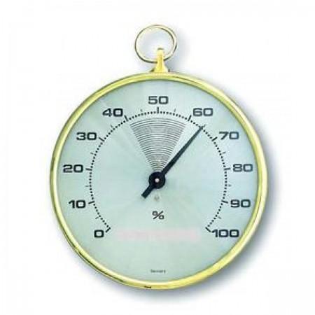 Rosenborg - Hygrometer Messing - Ø: 10 Cm