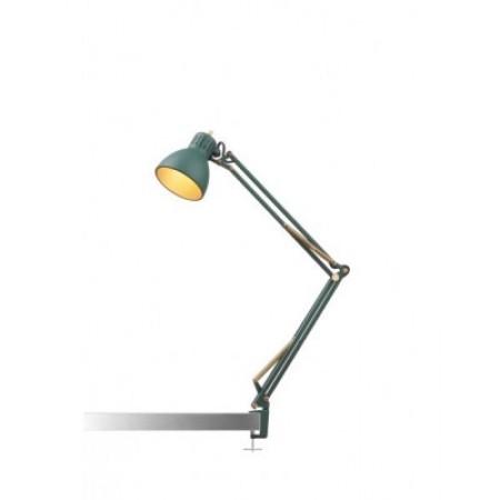 Nordic Living - Archi T1 junior bordlampe mat grøn