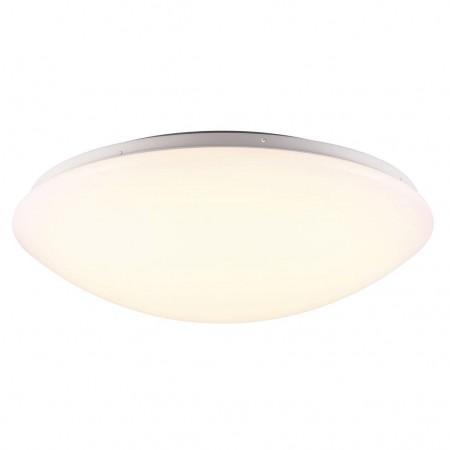 Nordlux - Ask Plafond Ø 41 Cm. - Plast & LED