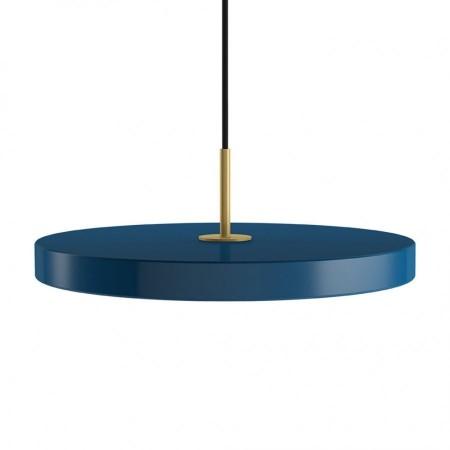 Umage - Asteria pendel LED Ø43 cm petrol