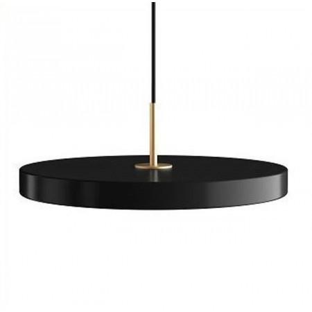 Umage - Asteria pendel LED Ø43 cm sort
