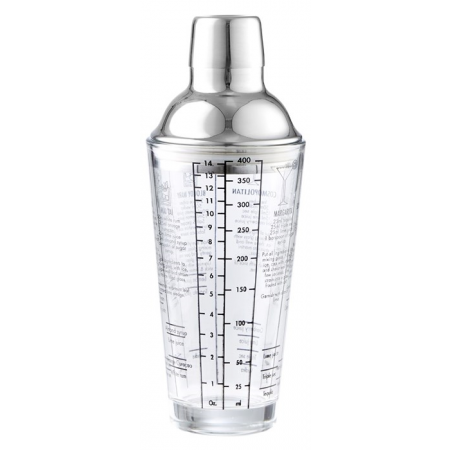 Day - Cocktail Shaker - 400 ML