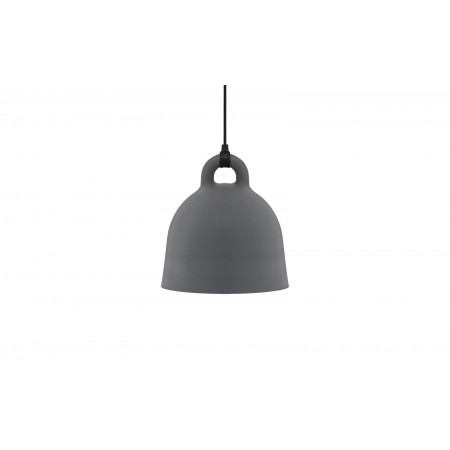 Normann - Bell Lampe Medium EU - Grå