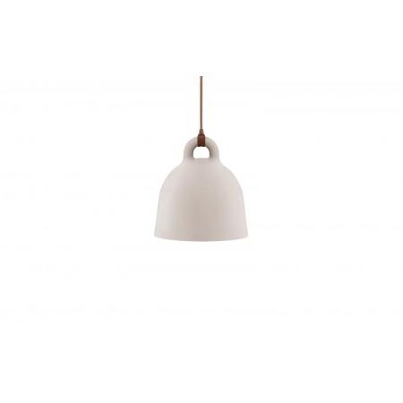 Normann - Bell Lampe Small EU - Sand