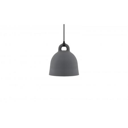 Normann - Bell Lampe Small EU - Grå
