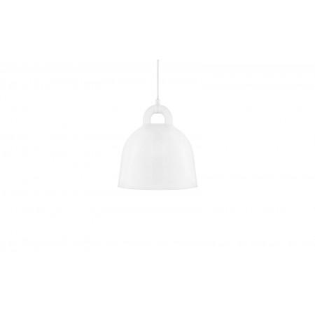 Normann - Bell Lampe Small EU - Hvid