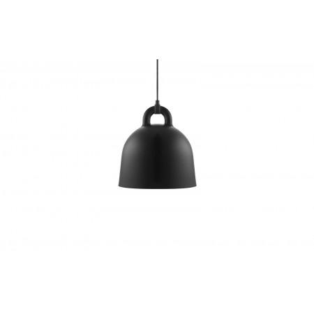 Normann - Bell Lampe Small EU - Sort