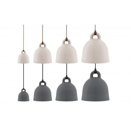 Normann - Bell Lampe X-Small EU - Hvid
