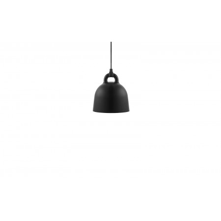 Normann - Bell Lampe X-Small EU - Sort