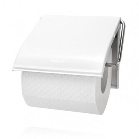 Brabantia - Toiletrulleholder - Hvid