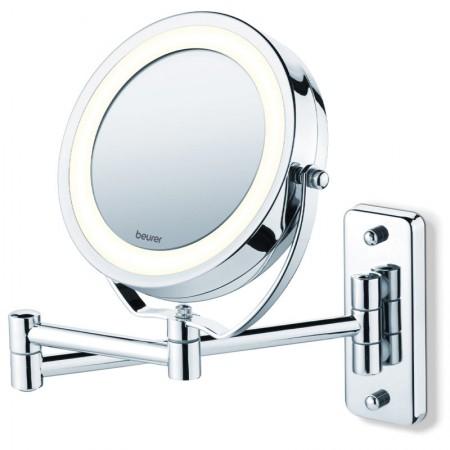 Beurer - Make-Up Spejl M/Lys - Til Væg