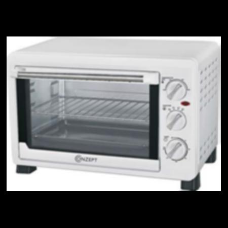 Conzept Miniovn i hvid 18 liter-5705724019455