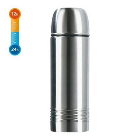Emsa Senator Termoflaske 0,5 Liter i Børstet Stål.