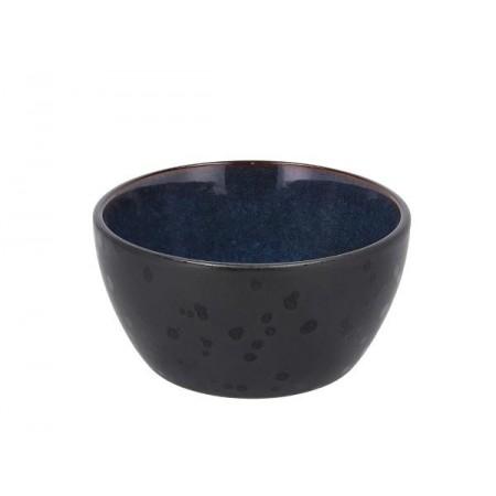 BITZ -  Skål Dia. 12 - Sort / Mørkeblå