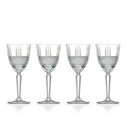 Lyngby - Rødvinsglas Brillante 4 Stk. - 29 Cl