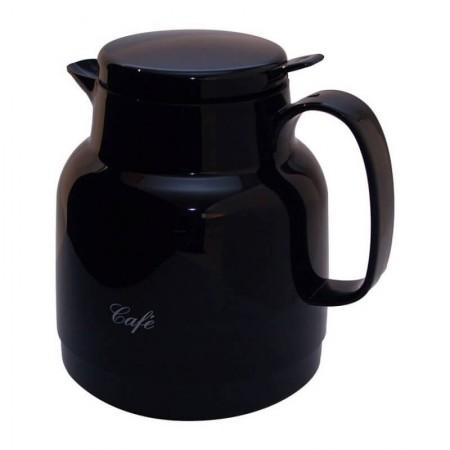 Helios - Café Termokande - 1 Liter Sort
