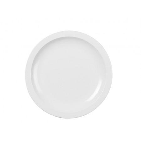 Rosti - Hamlet Middagstallerken Dia. 24 cm - Hvid