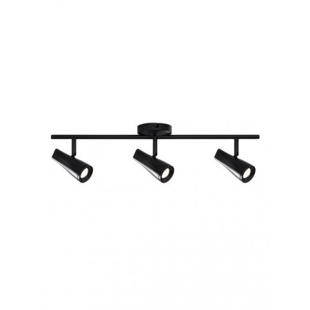 Nielsen - Kile trippel loft/vægspot sort