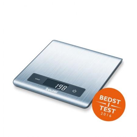 Beurer - Bagevægt Rustfrit Stål - 5 Kg