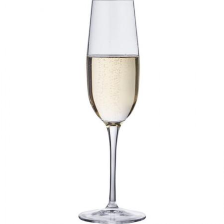 Luigi Bormioli - Palace - 6 Stk. Champagneglas Krystalglas - 23,5 Cl